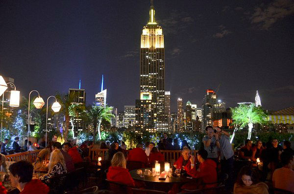 230 Fifth Rooftop Bar New York
