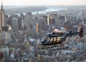 Helikoptertour durch New York