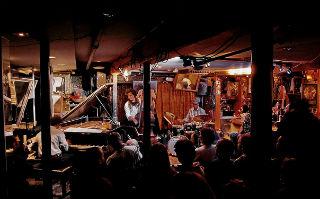 Small Jazz Club, New York