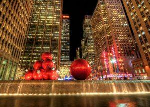 Weihnachtstouren in New York