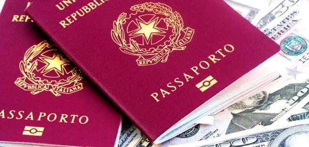 passaporto per new york e stati uniti