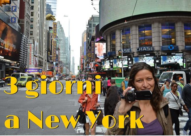 Itinerario 3 giorni a new york vacanza breve for Vacanza a manhattan