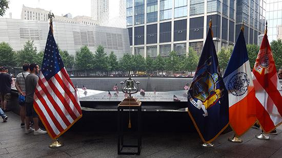 memoriale 11 Settembre New York