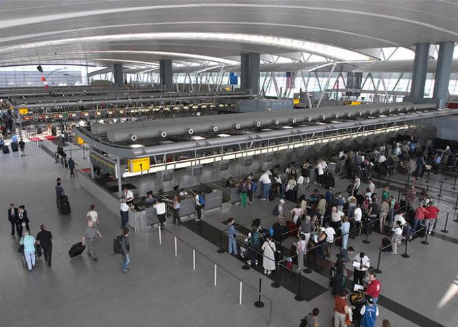 Aeroporto Kennedy : Trasferimento jfk manhattan da aeroporto a new york
