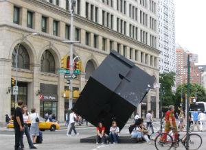Alamo, il cubo simbolo di NoHo