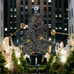albero di natale a new york - rockefeller center