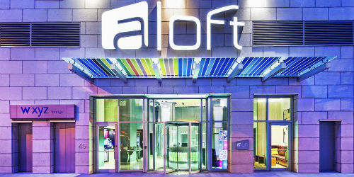 Hotel Aloft, pacchetto volo + hotel New York