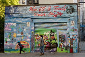 Cosa vedere a Alphabet City, New York