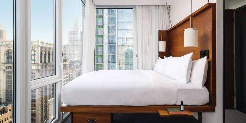 Hotel Arlo NoMad, pacchetto volo + hotel New York