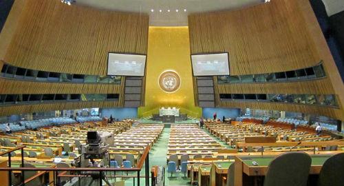 Aseemblea Generale, ONU