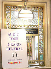 Audio tour Grand Central Terminal