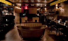 Speakeasy Bathtub Gin New York