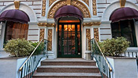 Belnord hotel nell'upper west side di Manhattan