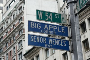 Big Apple Corner