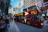 Big Bus hop-on hop-off New York
