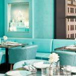 Colazione da Tiffany al Blue Box Café