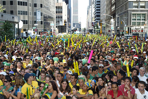il brazilian day a ny
