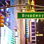 Broadway e il Distretto dei teatri, New York