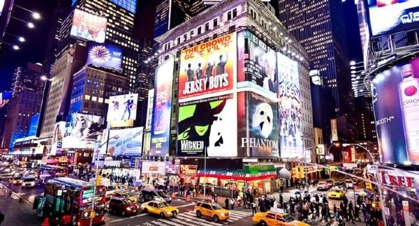 Broadway New York e il distretto dei teatri