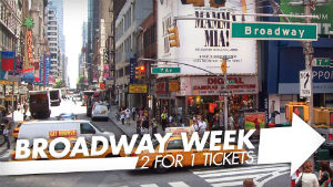 New Yrok Broadway Week