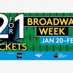 Broadway Week a New York