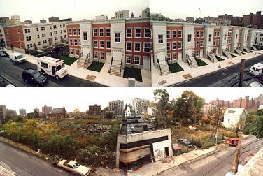 Bronx ieri e oggi
