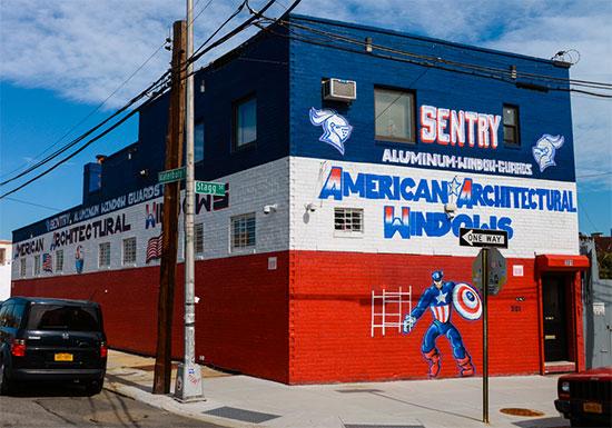 Griffiti a Bushwick, Brooklyn, New York