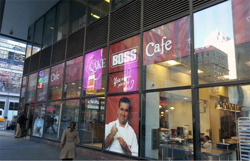 cake boss cafe nyc