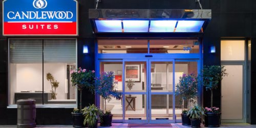 Candlewood Suites, pacchetto volo + hotel New York