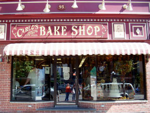 Carlo's Bake Shop, Hoboken