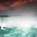 Le Cascate del Niagara da New York