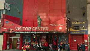 Centro visitatori City Sights