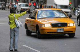 come si chiama un taxi