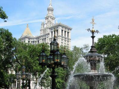 City Hall di New York
