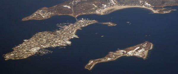 City Island e Hart Island