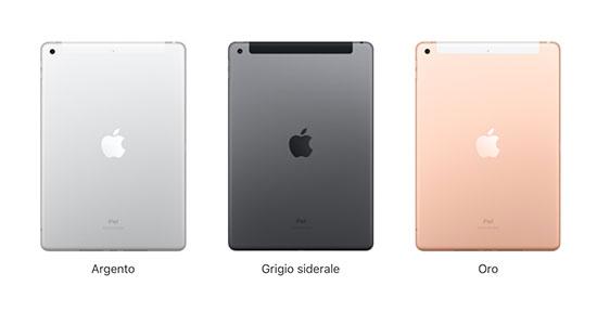 colorazioni ipad modello 2019