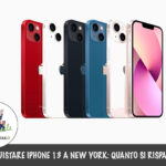 Comprare iPhone a New York?
