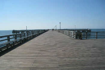 Boardwalk Coney Island, il pontile in legno
