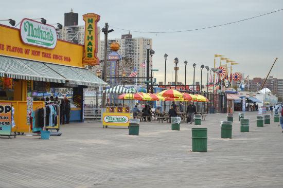 Coney Island e Nathans