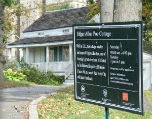 Cottage Edgar Allan Poe