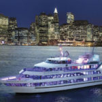 Cena su Yacht a New York