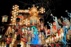 Dyker Heights a Brooklyn