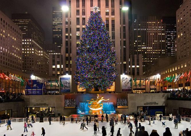 dicembre a new york