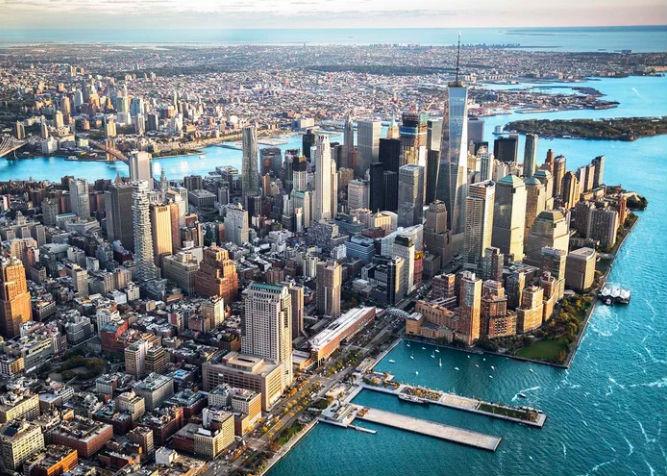 Differenza tra new york e manhattan for Appartamenti economici new york manhattan
