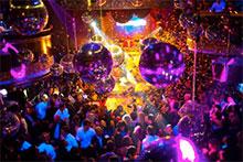 club e disco music