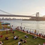Domino Park a Brooklyn, New York