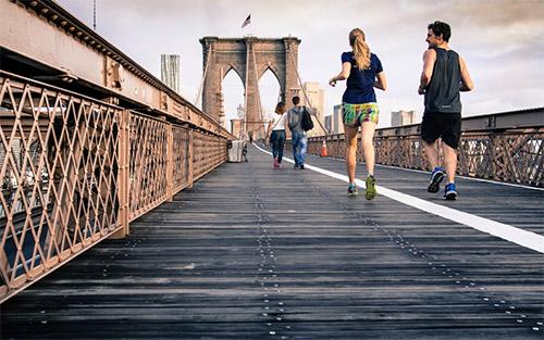 dove correre a new york