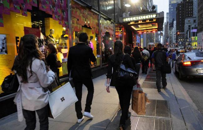 dove fare shopping a new york