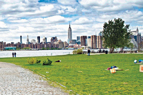 East River State Park a Williamsburg