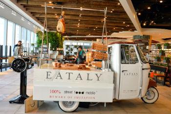 Eataly al Westfield WTC